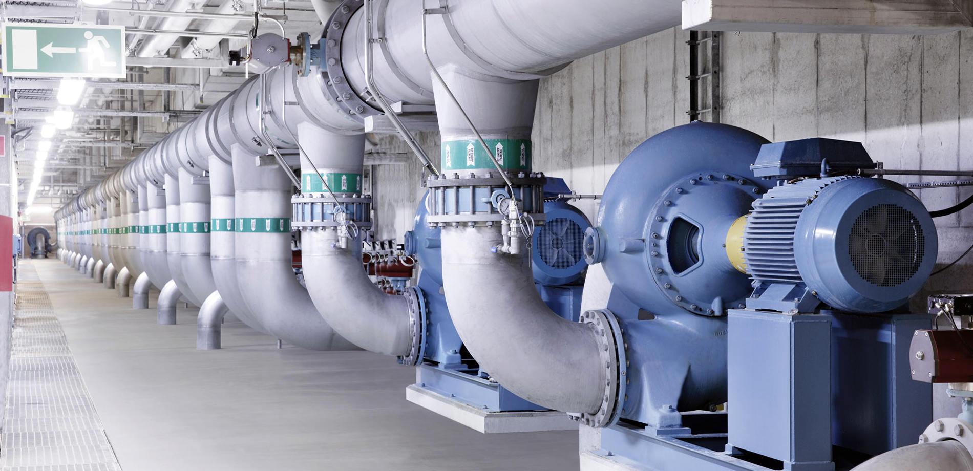水泵變頻控制